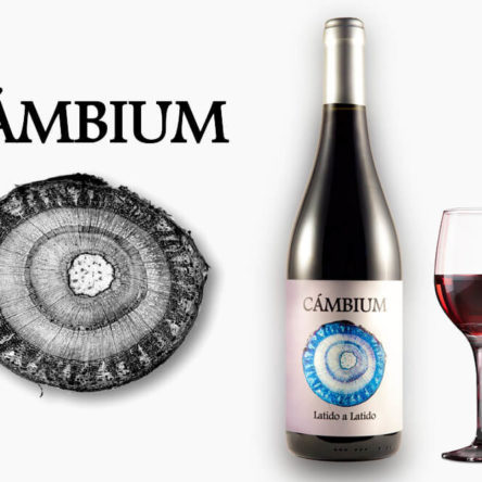 Cámbium Latido a Latido Red Wine