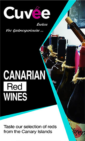Buy the best canarian red wines