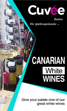 Selection of Canarian White Wines