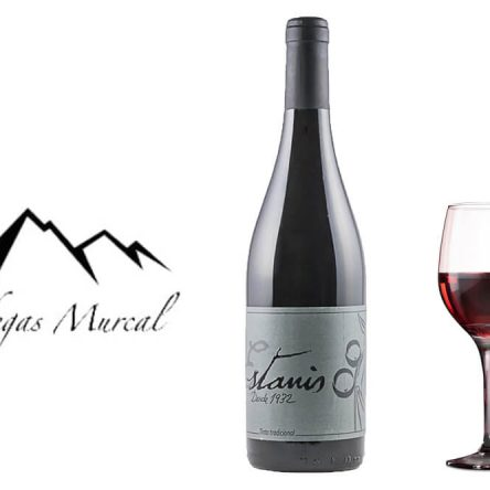 Stanis Traditional Red Wine Bodegas Murcal