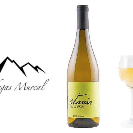 Stanis Fruity White Wine Bodegas Murcal